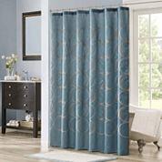 Madison Park Lenox Shower Curtain