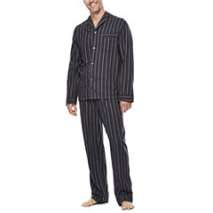Stafford® Flannel Pajama Set