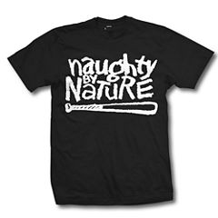 Naughty by Nature Graphic T-Shirt