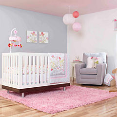 Just Born 3-pc. Crib Bedding Set