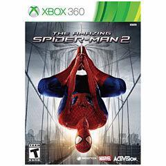 Amazing Spiderman 2 Video Game-XBox 360