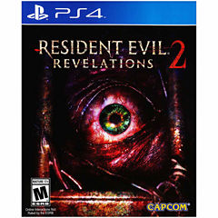 Resident Evil Revelations 2 Video Game-Playstation 4