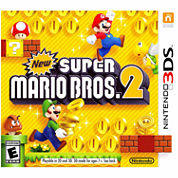 New Super Mario Bros 2 Video Game-Nintendo 3DS