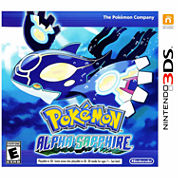 Pokemon Alpha Sapphire Video Game-Nintendo 3DS