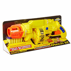 Buzz Bee Toys Air Warriors Motorized Mech 12 13-pc. Toy Playset - Unisex
