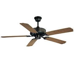 52in English Bronze Indoor Ceiling Fan