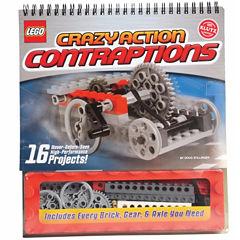 Kids LEGO® Crazy Contraptions Craft Kit