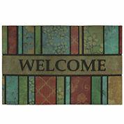 Mohawk Home® Barcelona Stripe Rectangular Doormat - 18