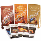 Lindt & Sprungli Fall Flavors Collection