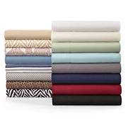 Home Expressions™ Microfiber Sheet Set