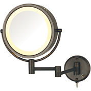Jerdon Style Lighted Wall Mirror