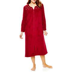 Earth Angels® Long-Sleeve Zip-Front Robe