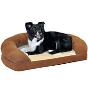 Bolster Sleeper Pet Bed