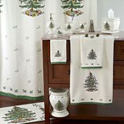 Spode® Christmas Tree Bath Collection