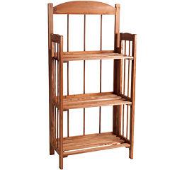 Lavish Home™ 3-Shelf Bookcase