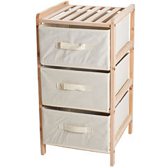 Lavish Home™ 3-Drawer Organization Unit