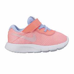 Nike® Tanjun Girls Running Shoes - Toddler