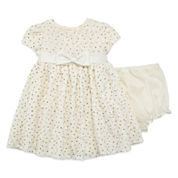 Marmellata Sleeveless Babydoll Dress - Baby