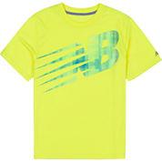 New Balance Boys Graphic T-Shirt-Big Kid