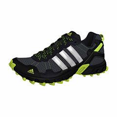 Adidas Dark Grey Solar Mens Running Shoes
