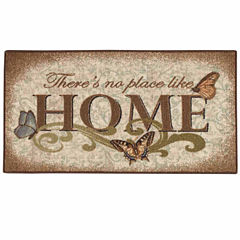 No Place Like Home Rug