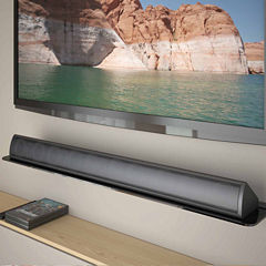 Sound Bar A/V Component Shelf