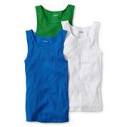 IZOD® 3-pk. A-Shirts - Boys 8-20