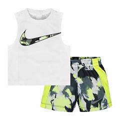 Nike Infant Boy Legacy Short Set