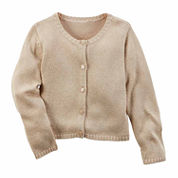 Carter's Long Sleeve Cardigan - Toddler