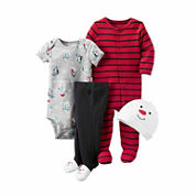 Carter's Boys Layette Set-Baby 0-24 Mos