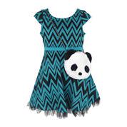 Lilt Sleeveless Skater Dress - Toddler