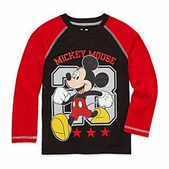 Disney By Okie Dokie Graphic T-Shirt-Toddler Boys
