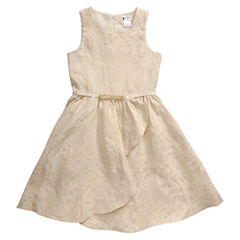 Emily West Sleeveless A-Line Dress - Big Kid Girls