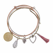 Sandra Magsamen Womens Bangle Bracelet