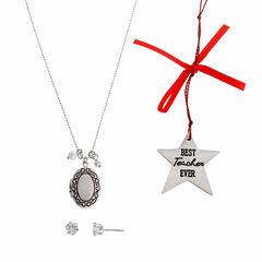 Sandra Magsamen Jewelry Set