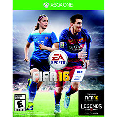 Fifa 16 Video Game-XBox One