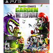 Plants Vs Zombies Garden Video Game-Playstation 3