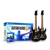 Guitar Hero Live 2 Pack Video Game-Playstation 4