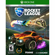 Rocket League Collector'S Edition Video Game-XBox One