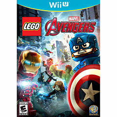Lego Marvel Avengers Video Game-Wii U