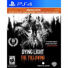 Dying Light Following Video Game-Playstation 4