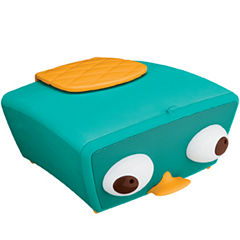 Kiddesigns EK-DF-415 Phineas and Ferb Perry-diculous iPod Boombox
