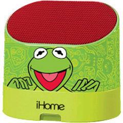 Kiddesigns EK-DK-M63 Kermit the Frog Rechargeable Mini Speaker
