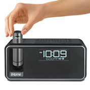 iHome iKN95 Kineta Bluetooth Dual Charging Alarm Clock Radio with Speakerphone