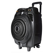 IQsound IQ-3016DJBT 10 in. Portable/Rechargeable Bluetooth DJ Speaker