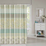Madison Park Felicity Cotton Shower Curtain