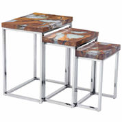 Zuo Modern Fissure Nesting Tables