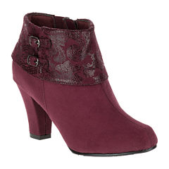 Soft Styles by Hush Puppies Creel  Womens Bootie