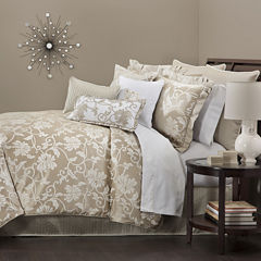 Marquis by Waterford® Tara Floral Vines 4-pc. Comforter Set & Accessories