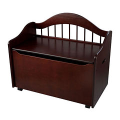 KidKraft® Limited Edition Toy Box - Cherry